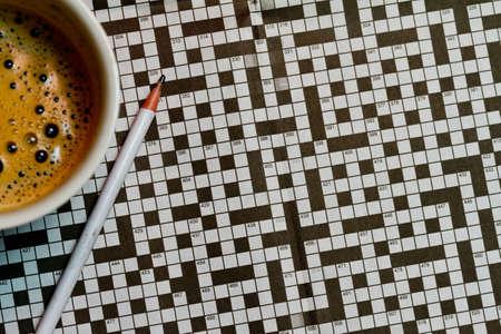solves: Morning crossword