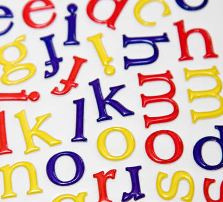 orthographic: Letters