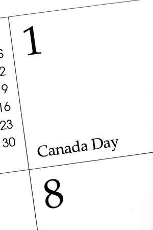 statutory: Canada day