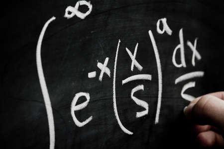 Integral calculus photo