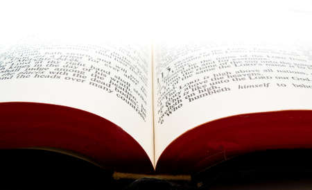 Bible background photo