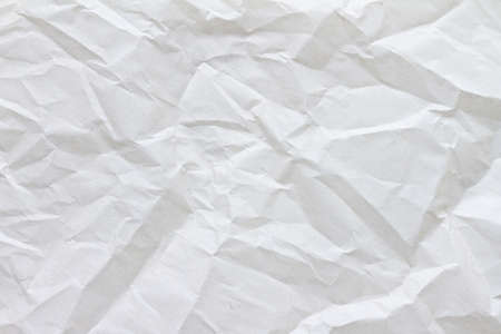 white textured paper: Crinkled parchment paper