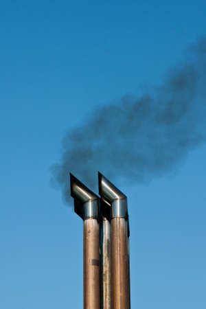 排気管 写真素材