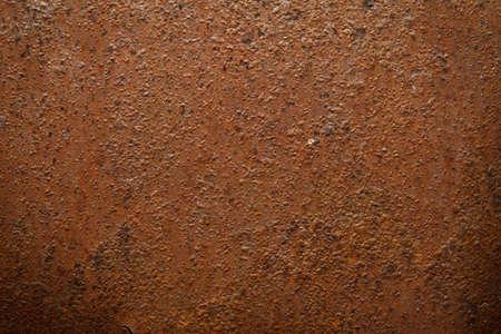 Metallo ruggine trama Archivio Fotografico - 12462481