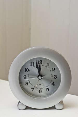 正午の時計します。