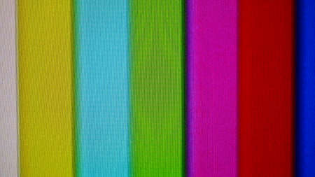 Television color bars