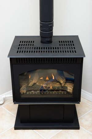 Gas stove Stock Photo - 12769920