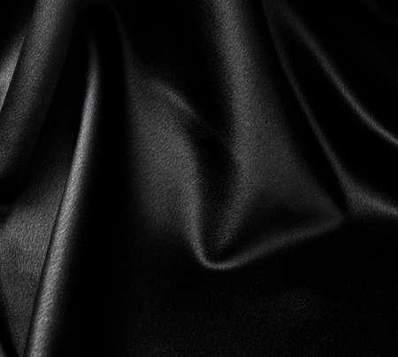 Czarne tło satyna