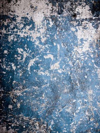 Blue grunge Stock Photo
