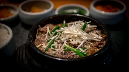 Beef bulgogi Stock Photo - 13911397
