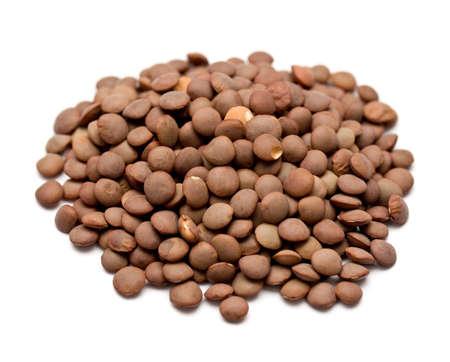 lentils: Lentejas marrones