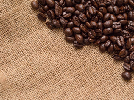 Coffee beans background Reklamní fotografie
