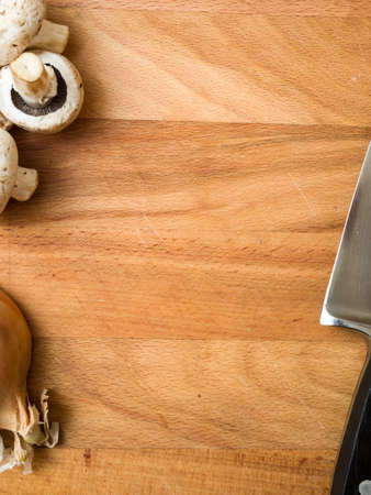 Food prep background
