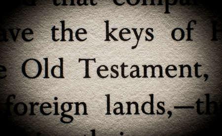 old testament: Old Testament