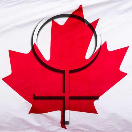 캐나다 여성
