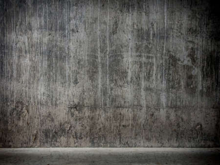 underground: Grunge garage background