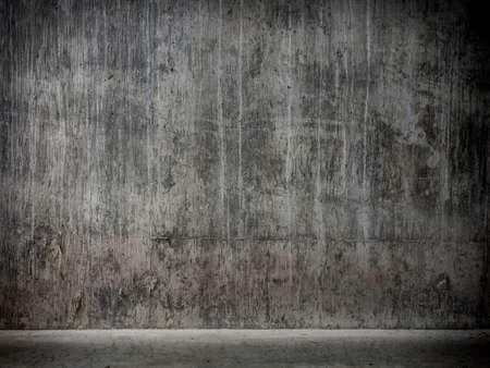 garage: Grunge garage background
