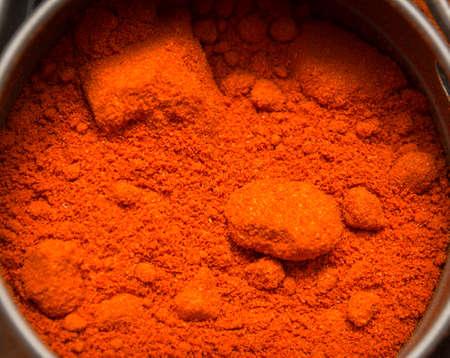 spice: Paprika spice