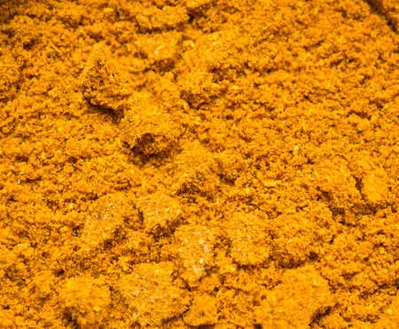 Turmeric powder 版權商用圖片
