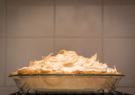pie de limon: Meringue Pie