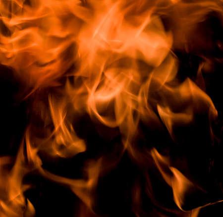Abstract flames Фото со стока
