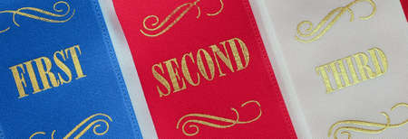 Competition ribbons