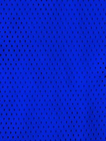 Blue fabric Stock Photo - 22076569