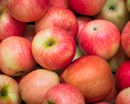Apples background Stock Photo - 22083845