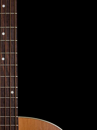 Guitar string background Stock Photo - 22076607