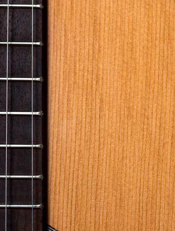 Guitar wood background Stock Photo - 22076608