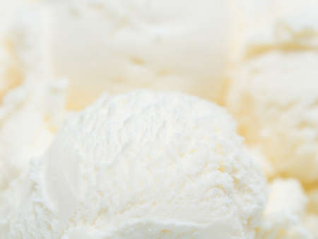 Vanilla ice cream background Stock Photo - 22084643