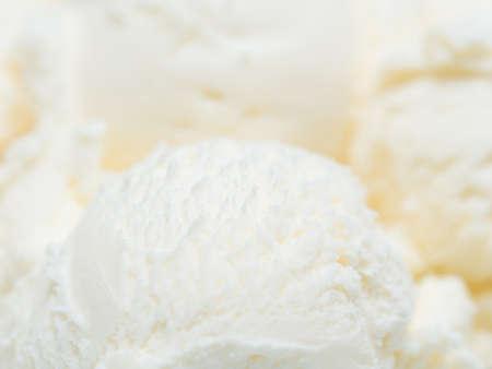 Vanilla ice cream background Stock Photo - 22084643