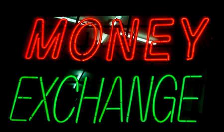 Money Exchange Banco de Imagens - 23131782