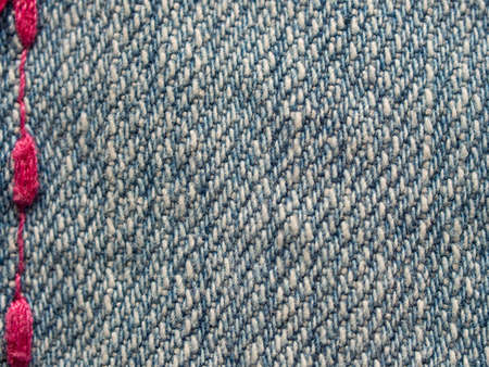 blue  jeans: Faded blue jeans Stock Photo