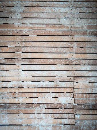 lath: Lath and plaster Stock Photo