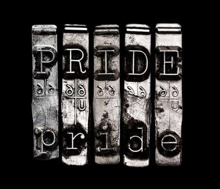 seven deadly sins: Sin of pride