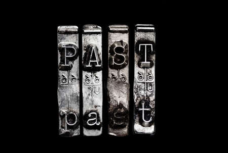 Past time concept