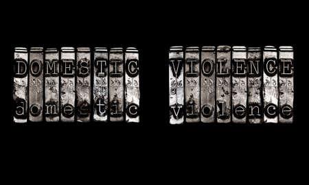 Domestic violence photo