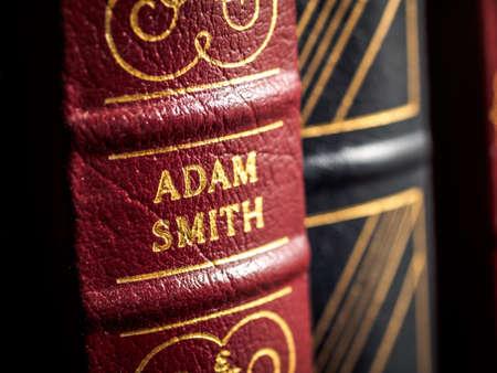 Adam Smith author Redactioneel
