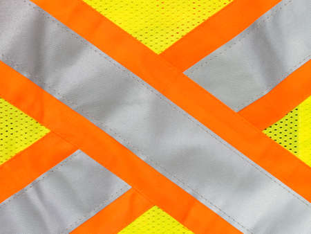 reflective: Safety vest reflective tape