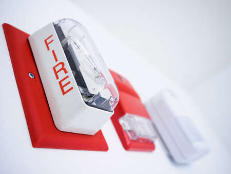 fire safety: Fire alarm