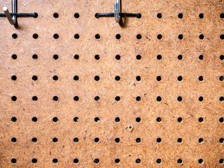 peg board: Peg board