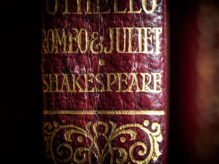 romeo: Romeo and Juliet by Shakespeare