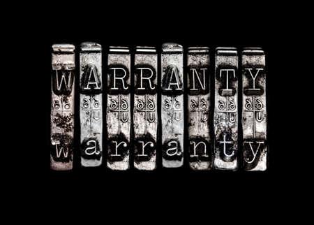 Warranty Banco de Imagens