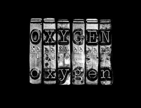 oxygen: Oxygen element