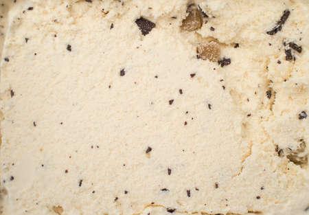 Cookie dough ice cream Stok Fotoğraf