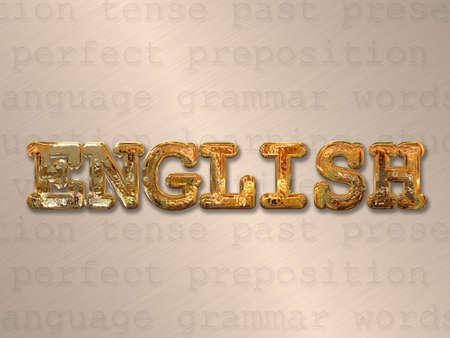 영어 개념 스톡 콘텐츠 - 30599378