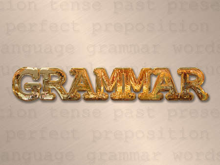 grammar: Grammar concept