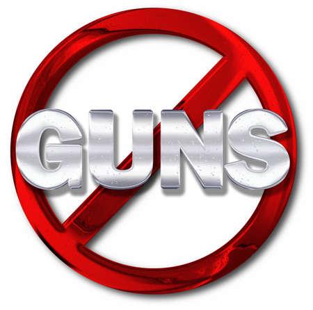 gun control: Gun control concept