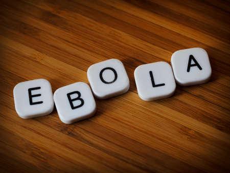 hemorrhagic: Ebola virus concept